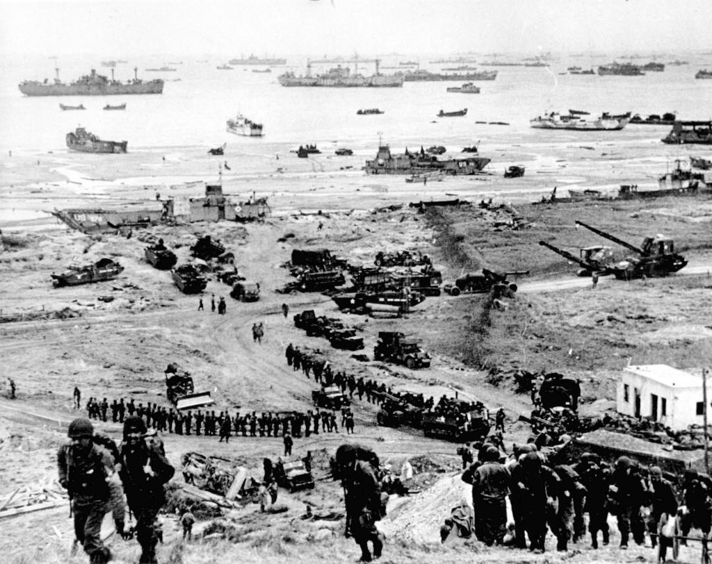 Hasil gambar untuk Pertempuran Normandia