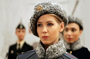 Russian-Army-Girl