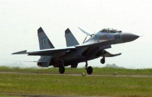 SU-30MKI AIRPLANE