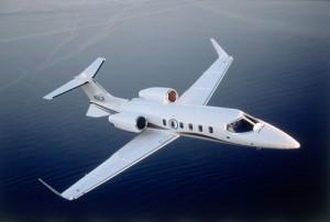 contoh lear jet