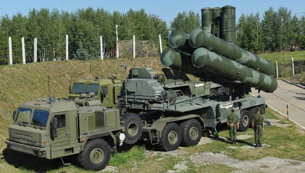 S-400 Triumf, sistem pertahanan udara Rusia paling canggih