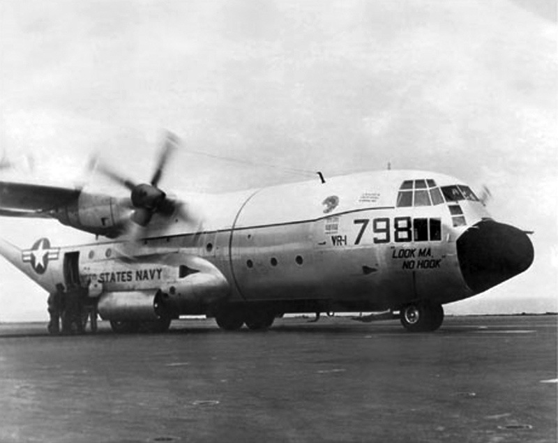 The Aviationist  Look Ma No Hook how a C130 Hercules