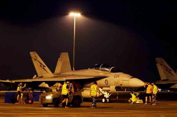 F/A-18 Super Hornet /USAF