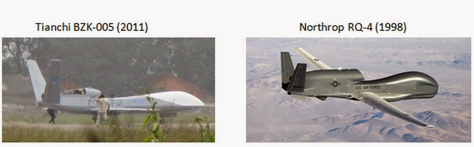 Same to shame - Chinese Aeronautical Engineering marvels - Part three 2