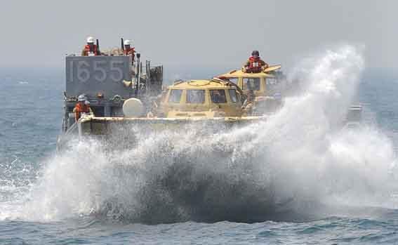 Bataan Amphibious Ready Group, 2014 Deployment