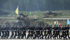 Personel Rusia dalam 2014 World Tank Biathlon