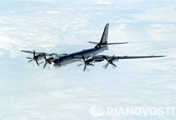 Tupolev Tu-95 strategic bomber