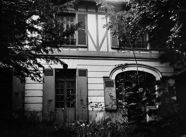 Rumah Mata Hari, di Vincennes, pinggiran perumahan Paris di Perancis.