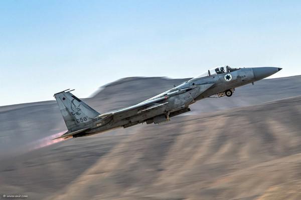 F-15-take-off