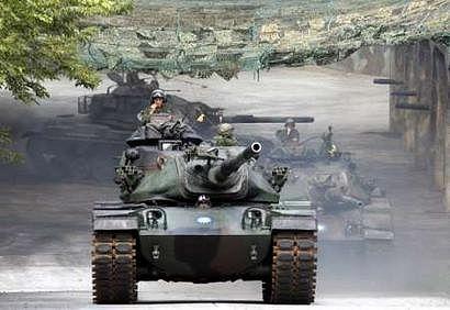Tank M60 Paton