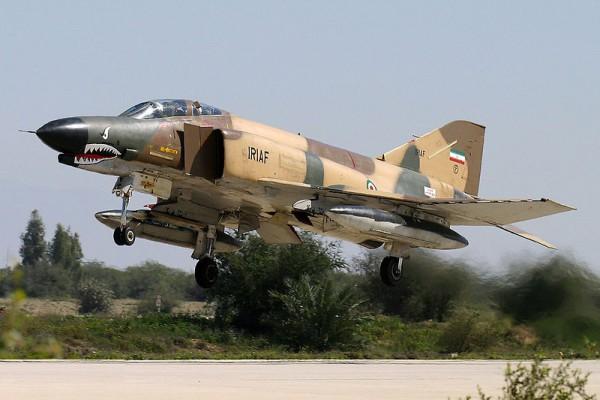 F-4E Iran