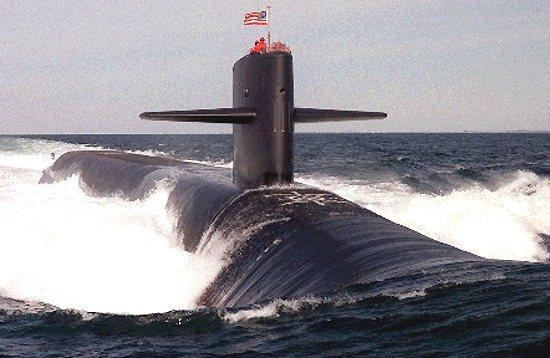 Kapal Selam Kelas Ohio