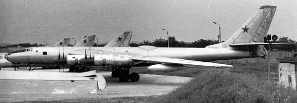 Tu-95LAL, pesawat Rusia yang menguji penggunaan energi nuklir