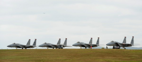 67th FS conducts training surge