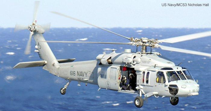 MH-60R Seahawk US NAVY