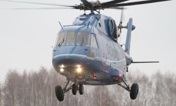 siapa yang paling layak mengganti helikopter legendaris mi8