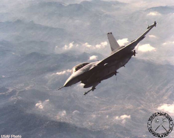 Dari F-16A ke F-16XL / B Salah satu pesawat F-16A asli pengembangan skala penuh. Pesawat kecelakaan saat mendarat di Edwards AFB karena ban depan meledak saat lepas landas. Pilot selamat tanpa cedera tetapi sangat terguncang. Pesawat itu dikirim ke General Dynamics Fort Worth di C-5 dan dibangun kembali menjadi F-16XL, terbang kembali ke Edwards satu tahun kemudian pada tanggal 2 Desember 1981. Ia kemudian diubah menjadi F-16XL / B dua kursi. Penerbangan pertama dalam konfigurasi baru pada 29 Oktober 1982.