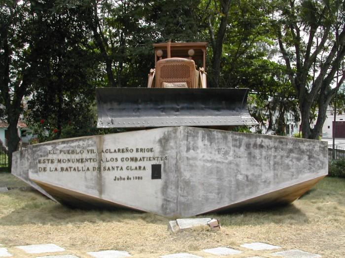 Monumen Pertempuran Santa Clara