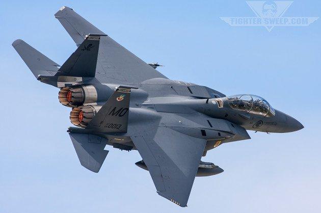 F 15 Singapura Ya  F-15E  pesawat
