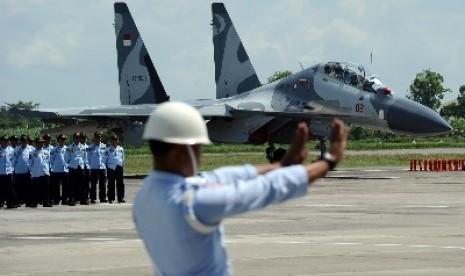 Cakrawala Militer 4 Pesawat Tempur Andalan Tni Au Saat Ini