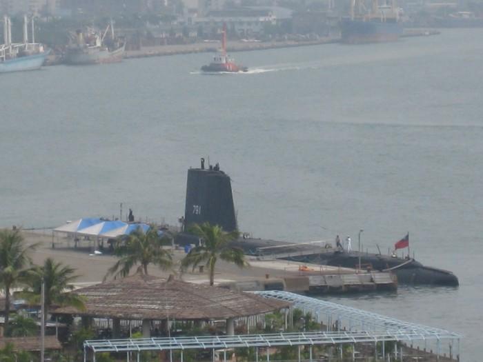 Kapal selam Hai Shih-class Taiwan