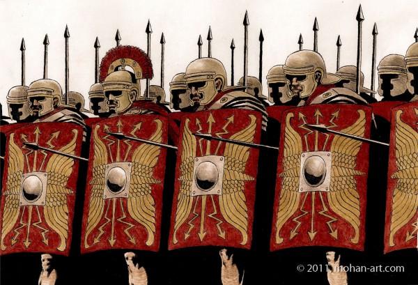 army roma