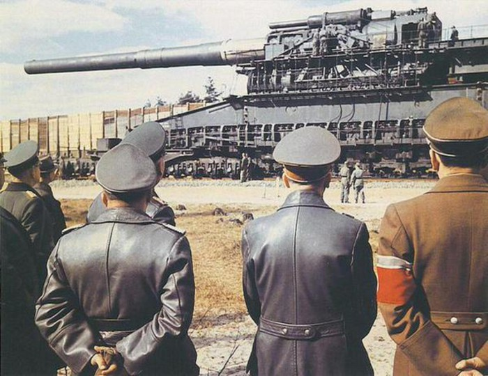 Senjata Aneh di Perang Dunia II (2)