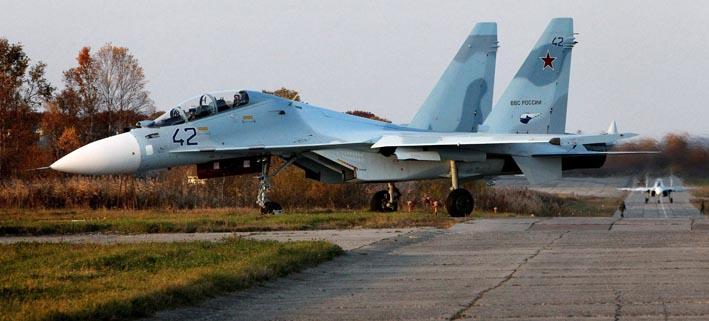 rusia su-30m2