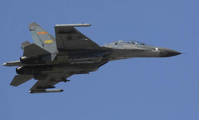 su-27 china