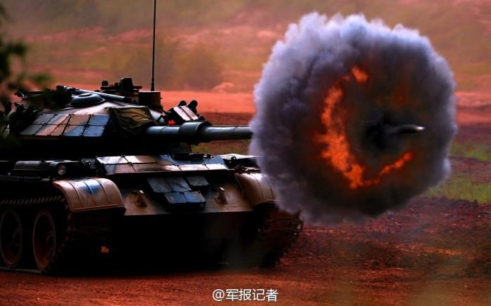 tank china 7