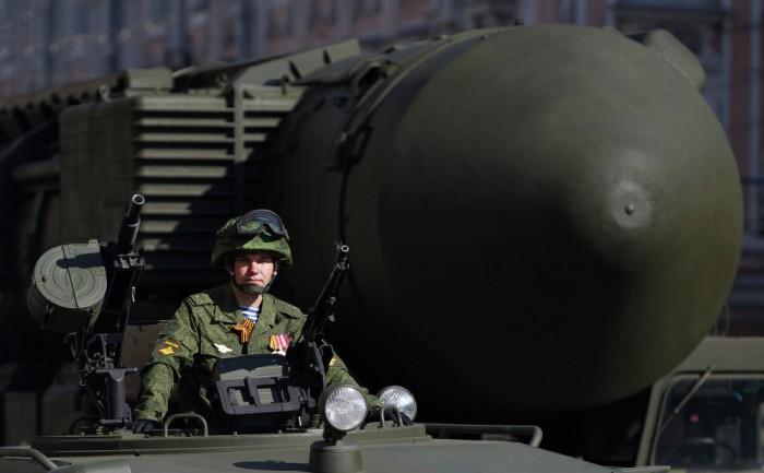 ICBM Rusia