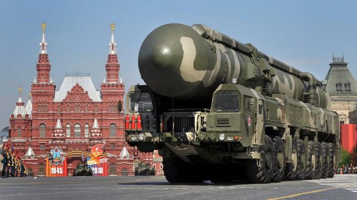 RS-12M Topol /Sputnik