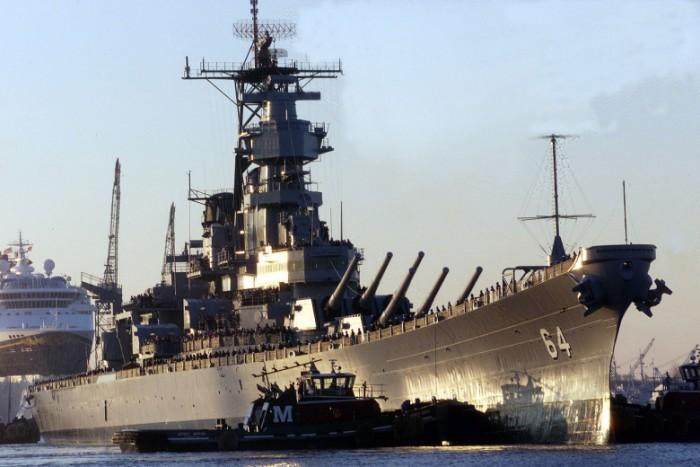 Kapal Kelas Iowa