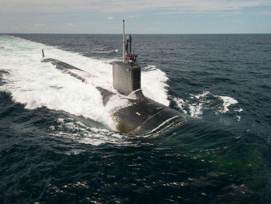 Ruang Kontrol Kapal Selam Amerika akan Dikendalikan Ala ...