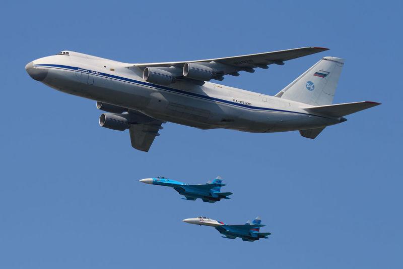 An-124 Condor Rusia