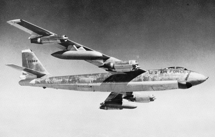 nuklir b-47 hilang