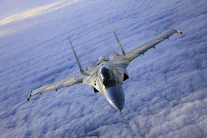 Su-35/Sputnik