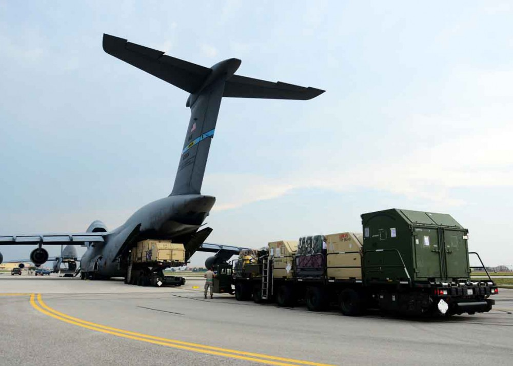 Aviano F-16s deploy to Turkey