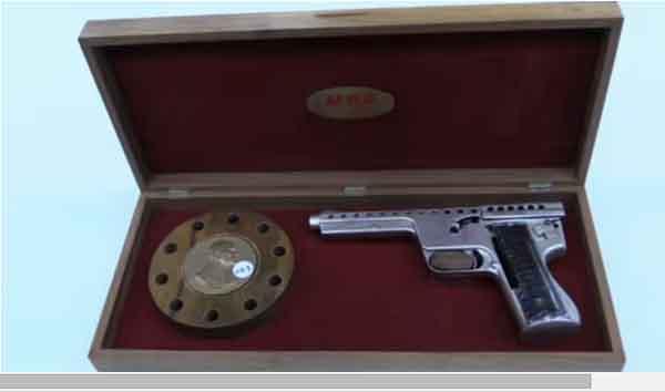 senjata groyet