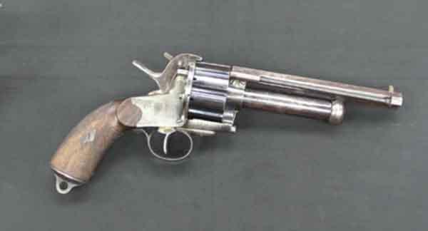 senjata lemat bener