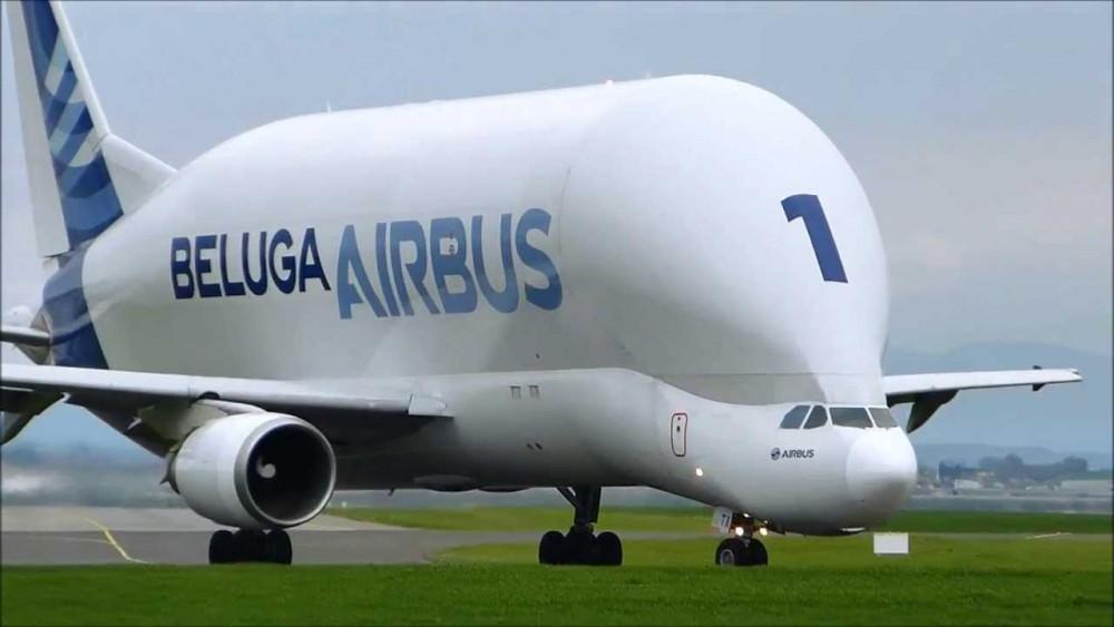 terbesar Airbus Beluga