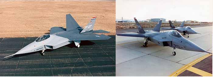 YF-22