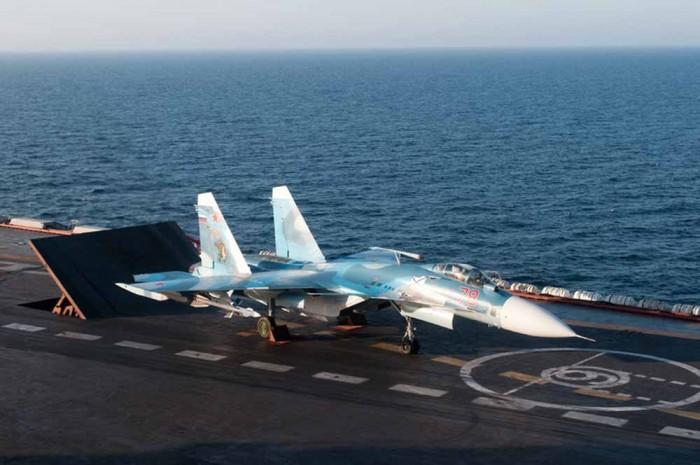 Su-33/TASS