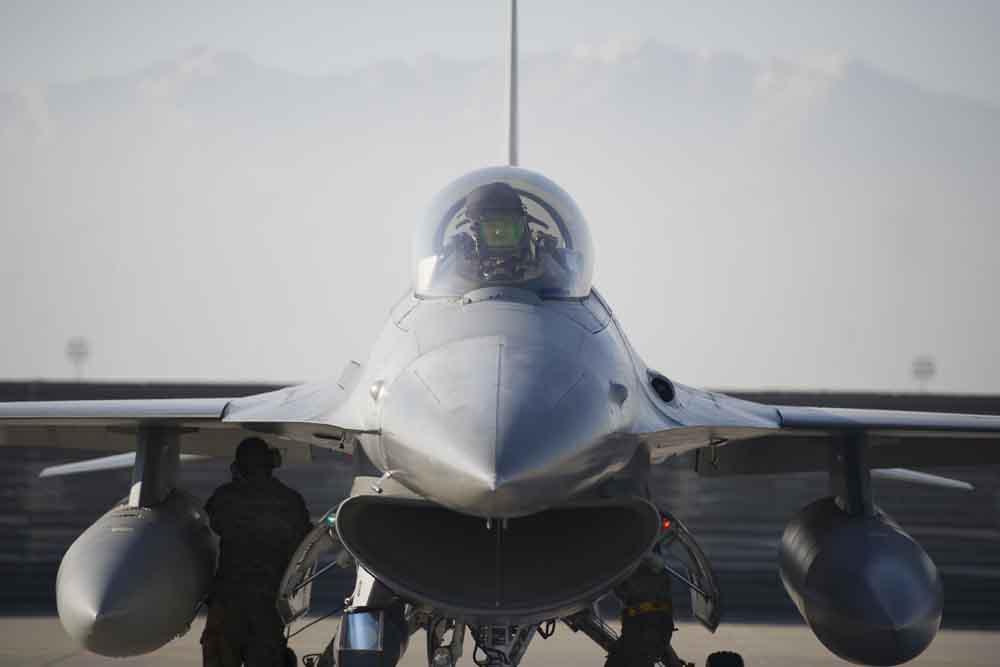 421st EFS 'Black Widows' provide combat airpower