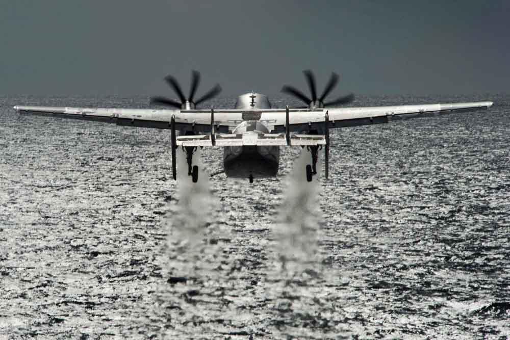 USS Dwight D. Eisenhower operations