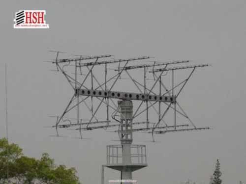 Type 517 radar