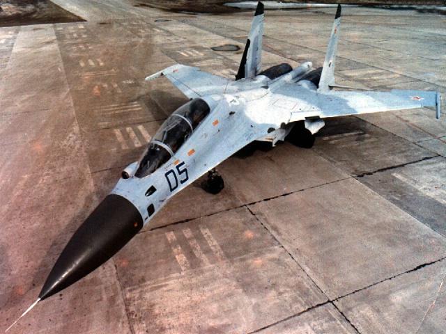 prototip Su-27PU.