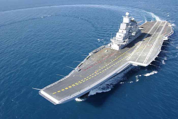 Kapal Indiuk Vikramaditya India
