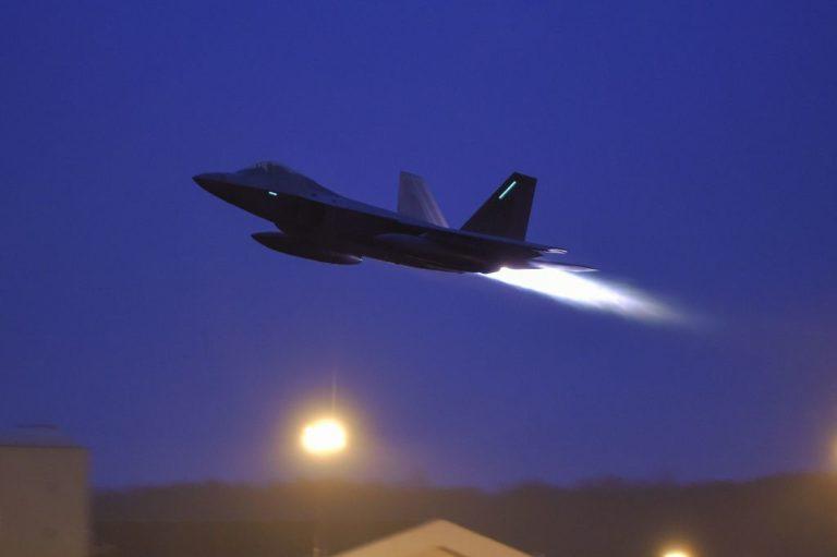 F-22 Raptor/USAF