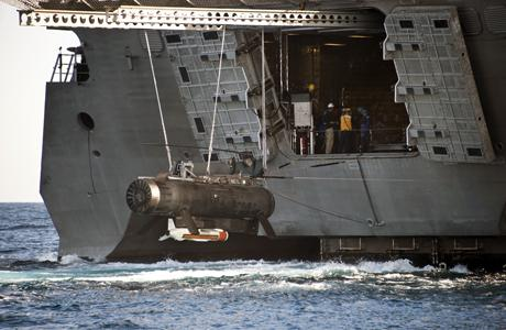 Kapal selam robot Lockheed Martin